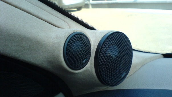 bmw e46 a pillar speakers